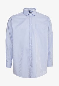 Seidensticker - COMFORT FIT SPREAD KENT PATCH - Formal shirt - blau - 4