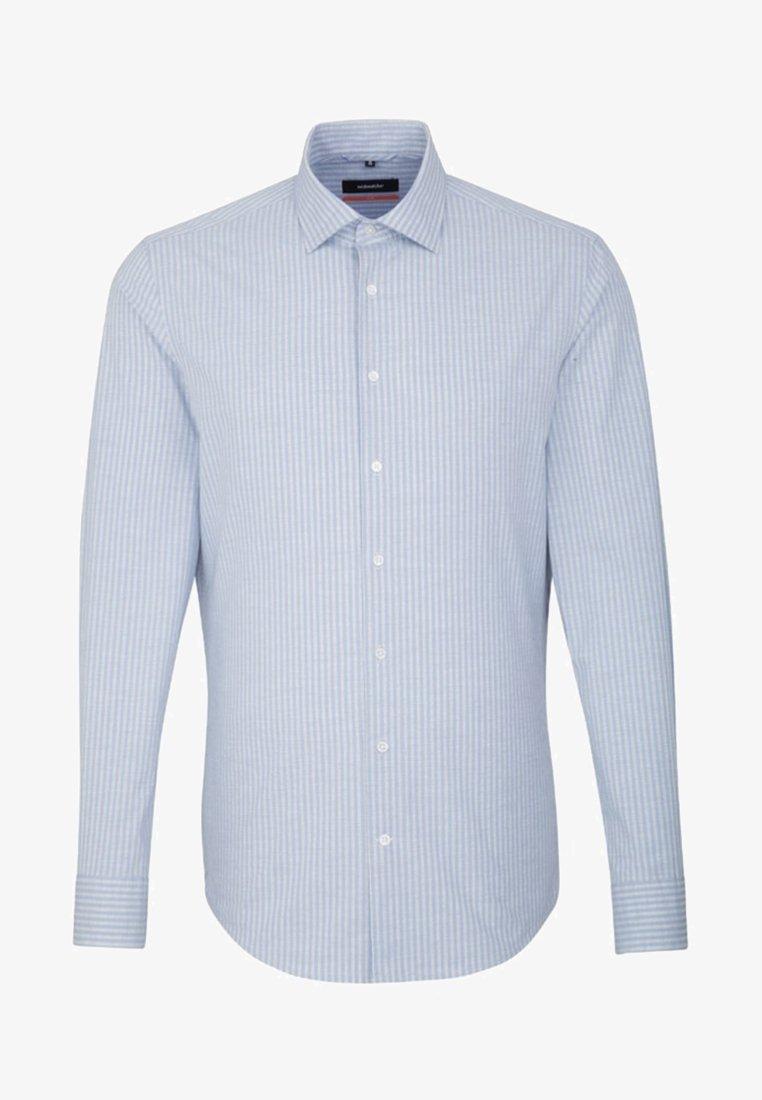 Seidensticker - SLIM FIT - Businesshemd - grey