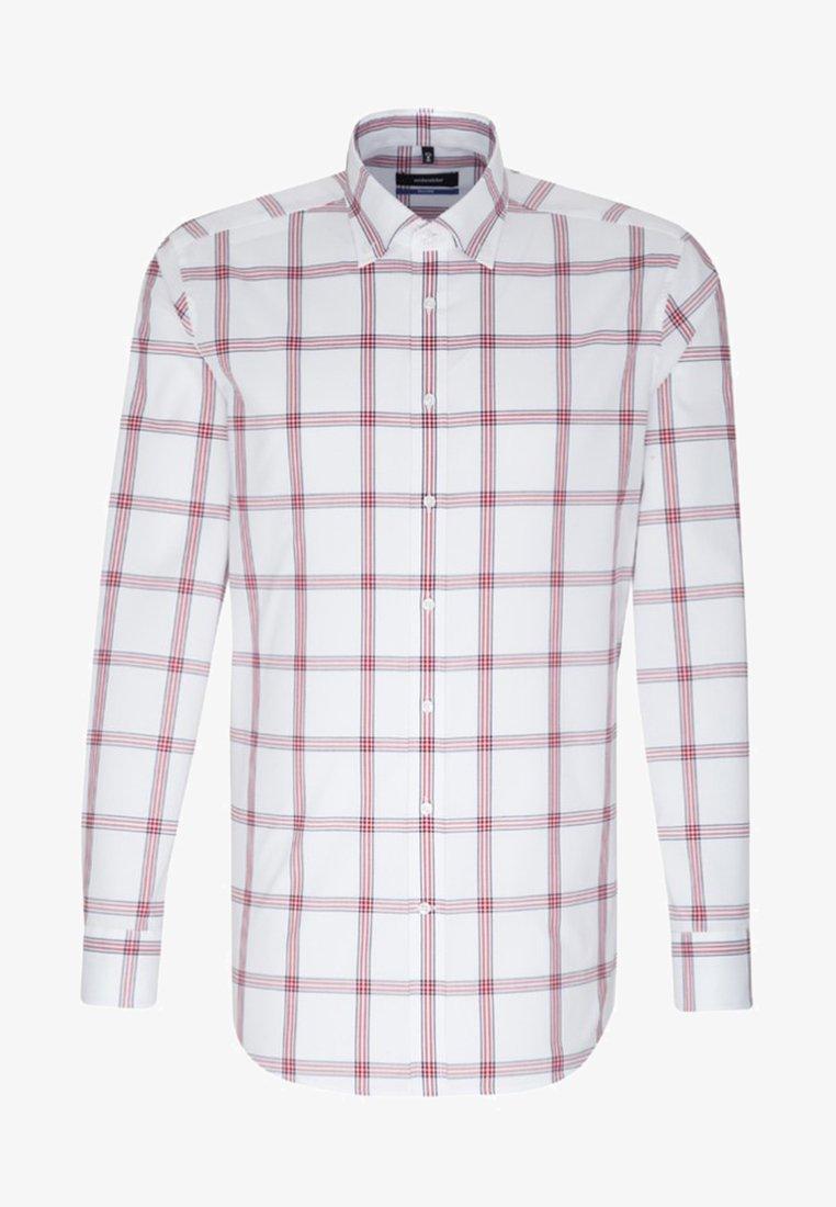 Seidensticker - TAILORED FIT - Business skjorter - red