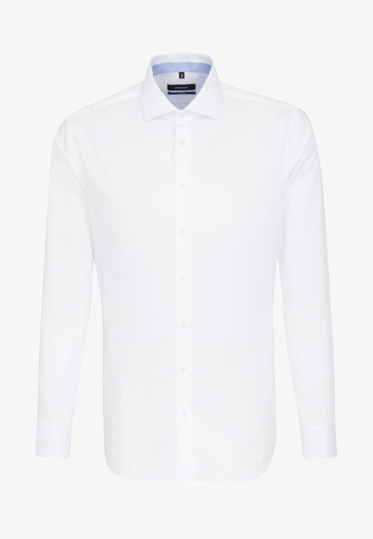 Seidensticker - TAILORED FIT - Formal shirt - white