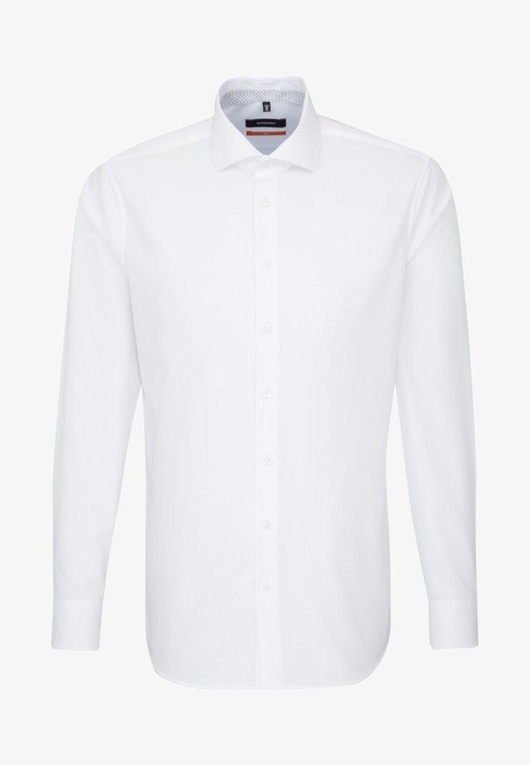 Seidensticker - SLIM FIT - Businesshemd - white