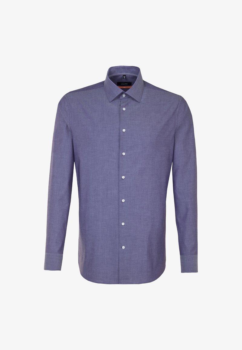 Seidensticker - SLIM - Formal shirt - purple