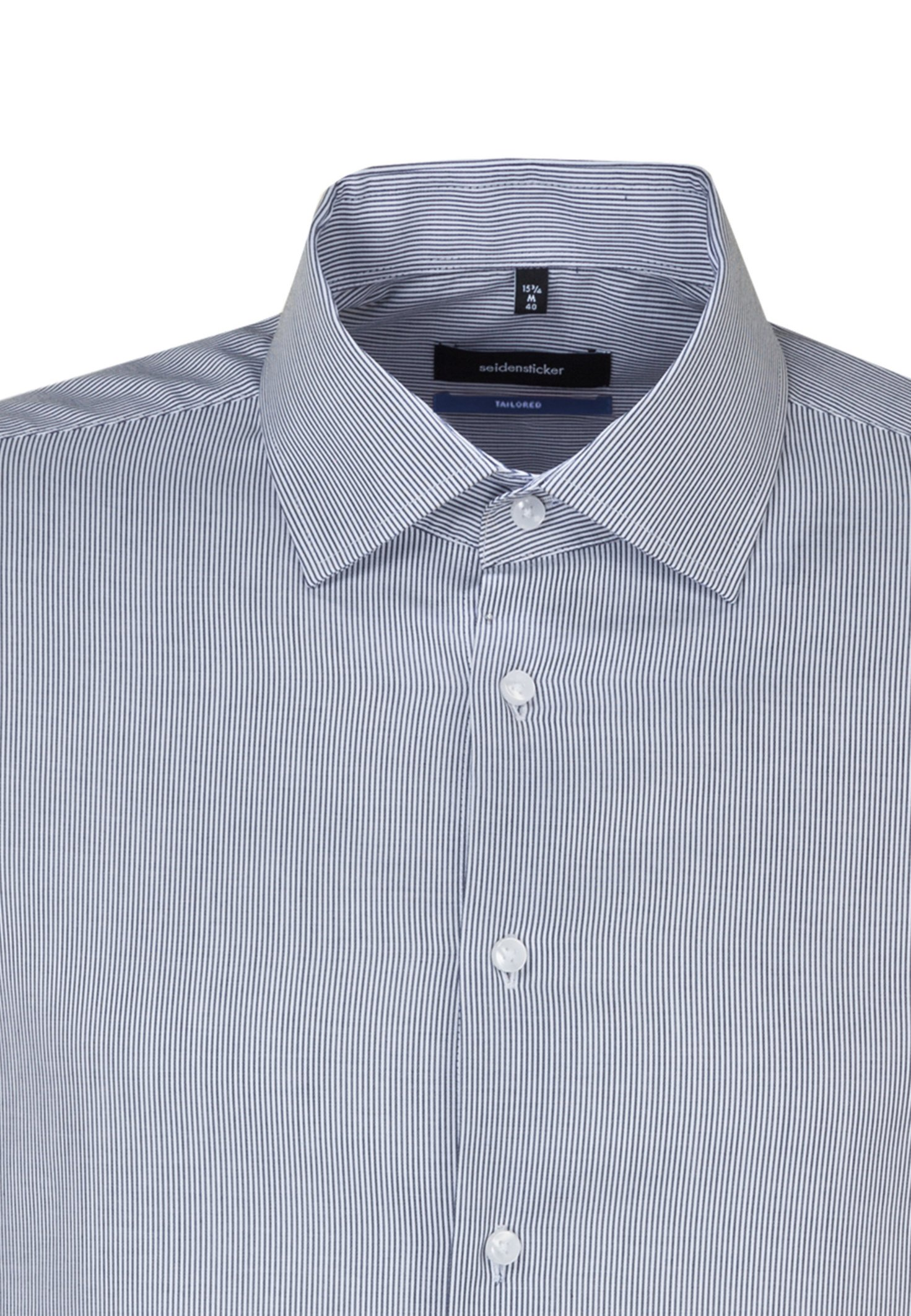 Seidensticker TAILORED - Businesshemd blue