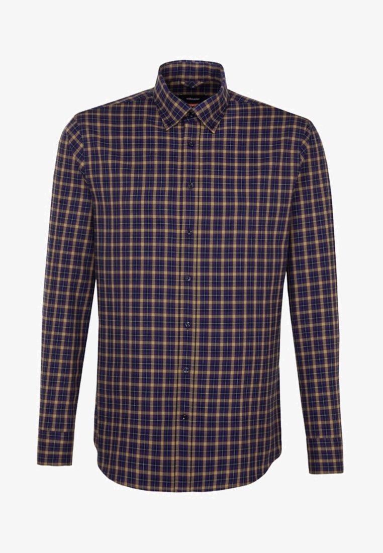 Seidensticker - SLIM FIT - Overhemd - yellow