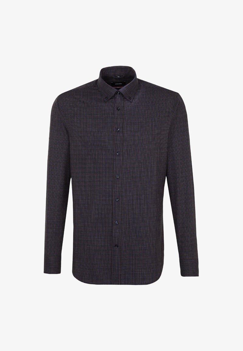 Seidensticker - MODERN FIT - Shirt - purple