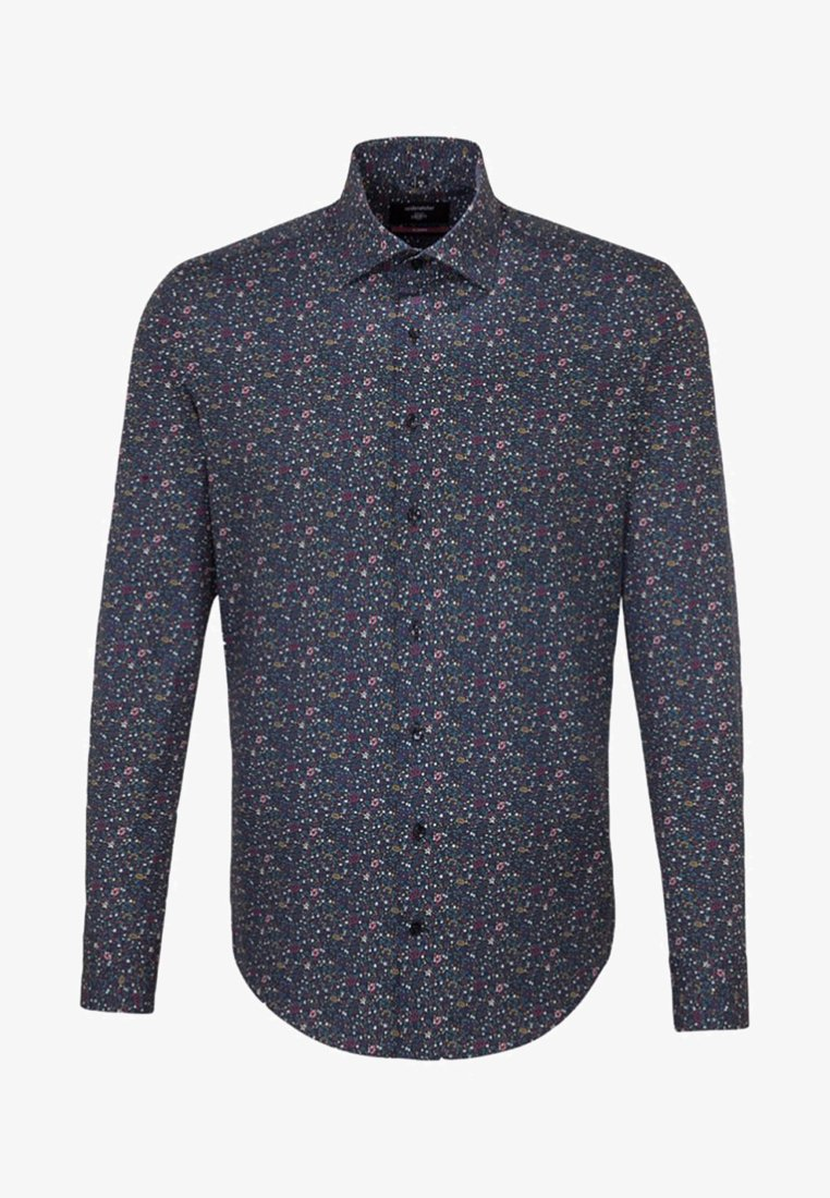 Seidensticker - MODERN FIT - Shirt - purple