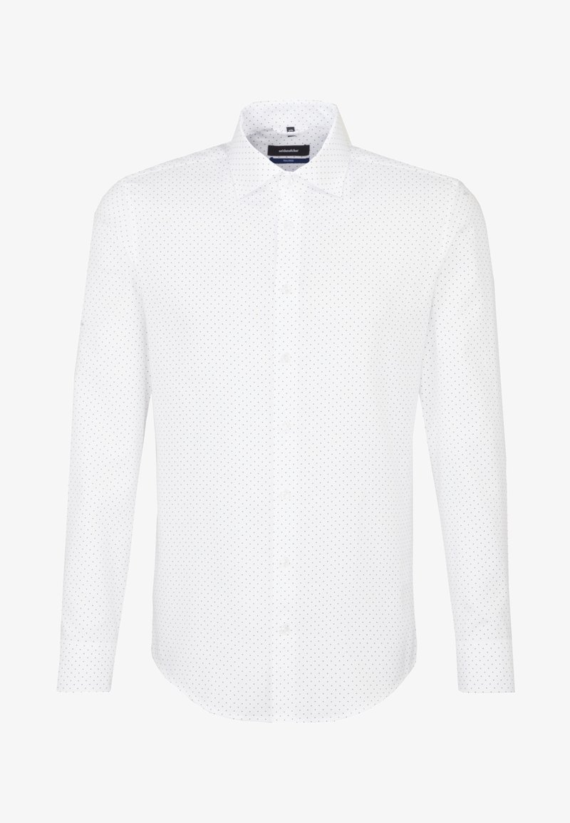Seidensticker - TAILORED FIT - Hemd - white