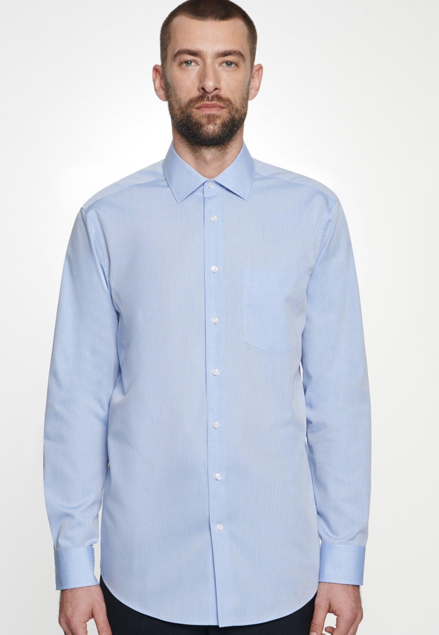 Seidensticker COMFORT FIT - Koszula biznesowa - blau