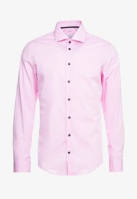 Seidensticker - SLIM FIT SPREAD KENT - Formal shirt - light pink - 4