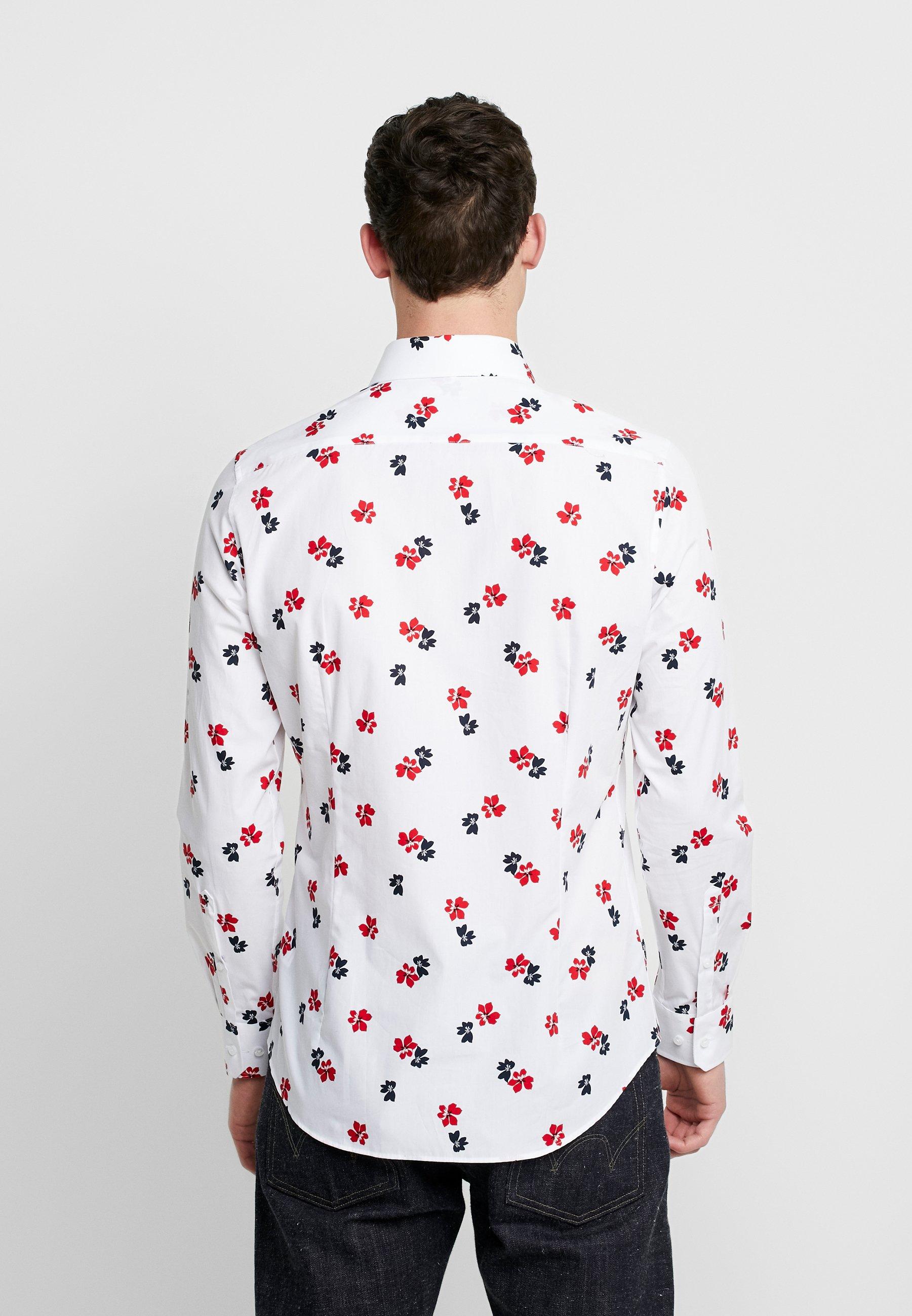Seidensticker Slim Business Kent - Skjorter White