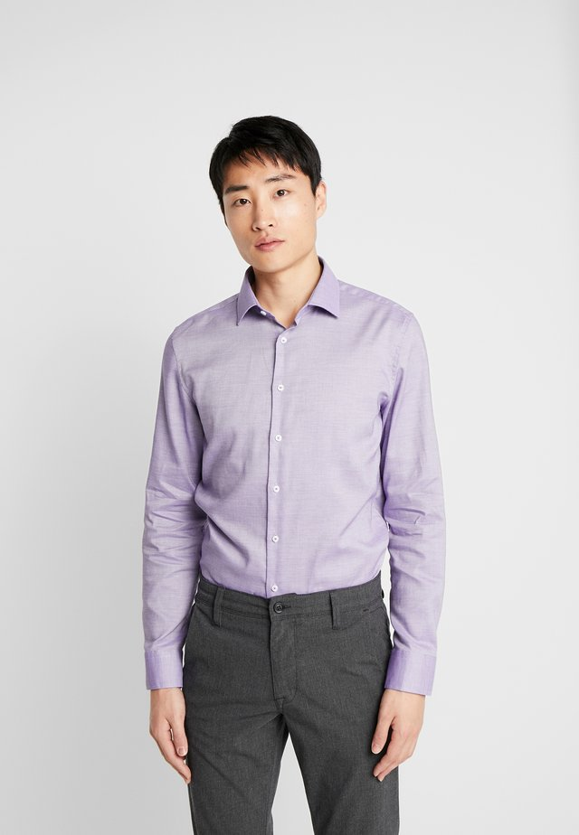 SLIM FIT - Skjorte - purple