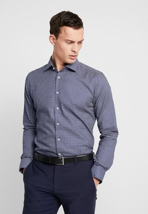 SLIM FIT - Shirt - dark blue