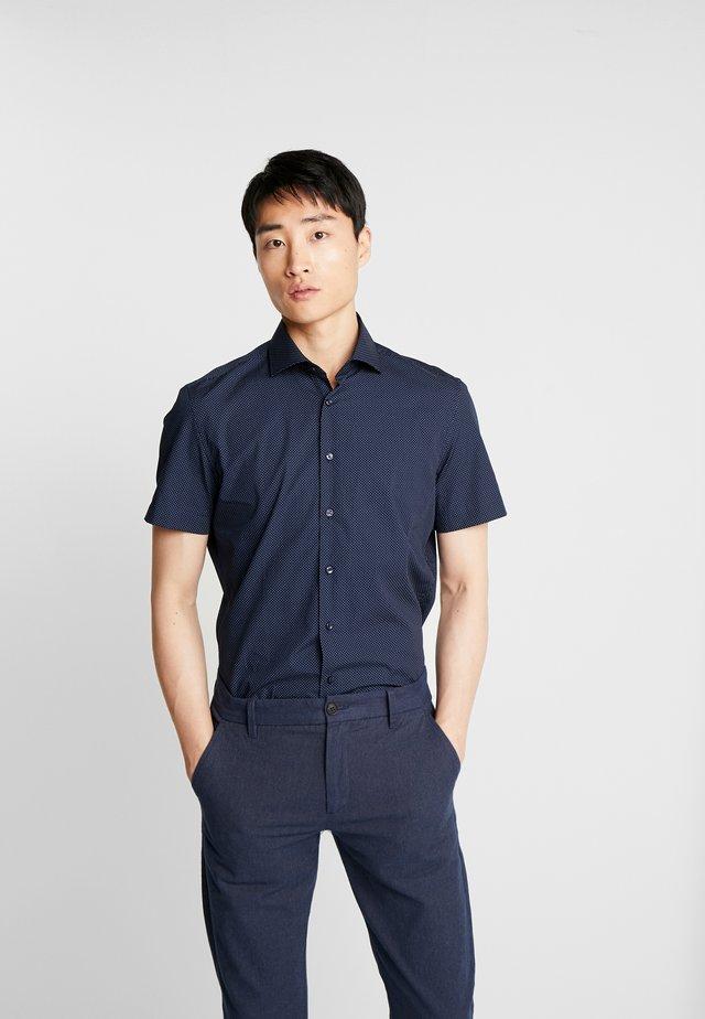 SLIM FIT - Camicia - dark blue