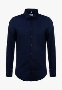 Seidensticker - BUSINESS KENT PATCH SLIM FIT - Formální košile - dark blue - 4