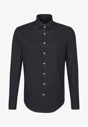 SLIM - Formal shirt - black