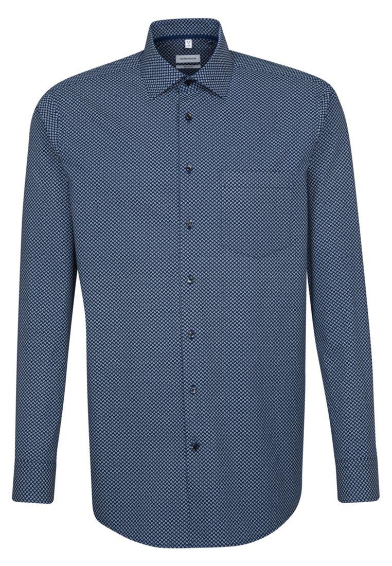 Seidensticker REGULAR FIT - Koszula - blue