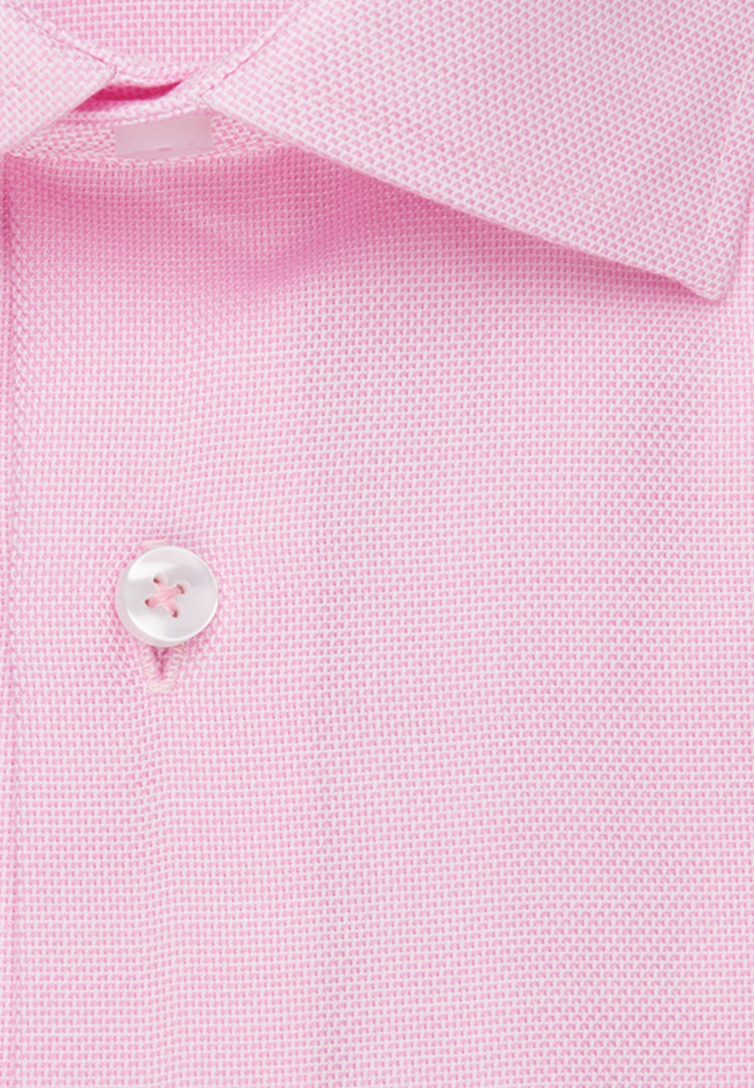 Seidensticker SHAPED FIT - Koszula biznesowa - light pink
