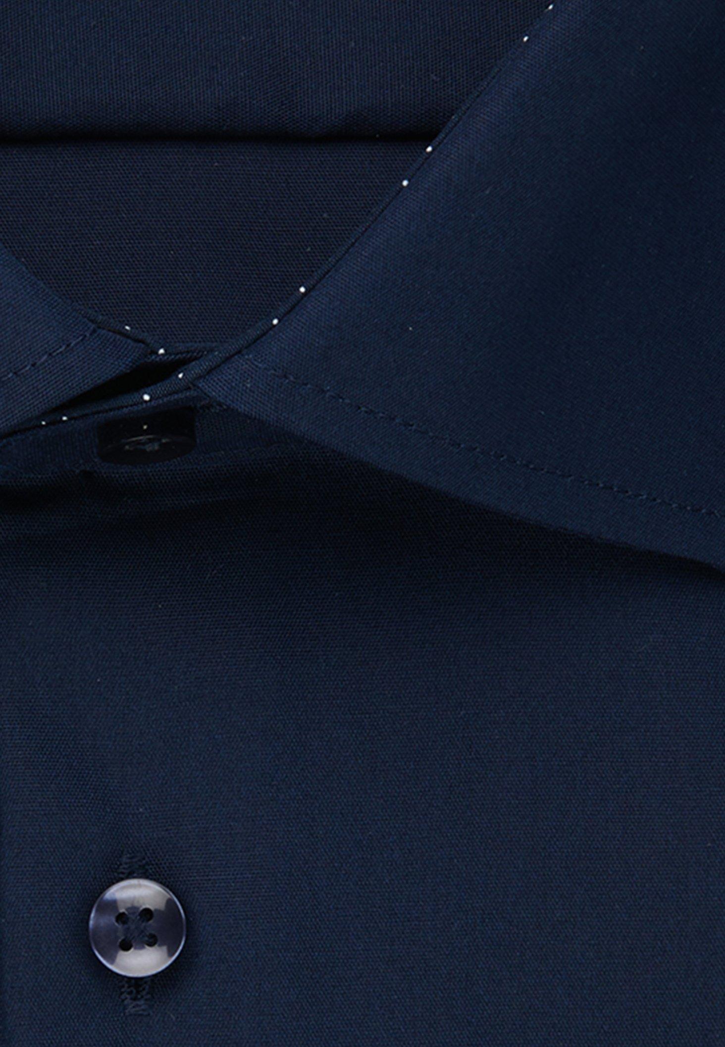 Seidensticker COMFORT FIT - Koszula biznesowa - blue