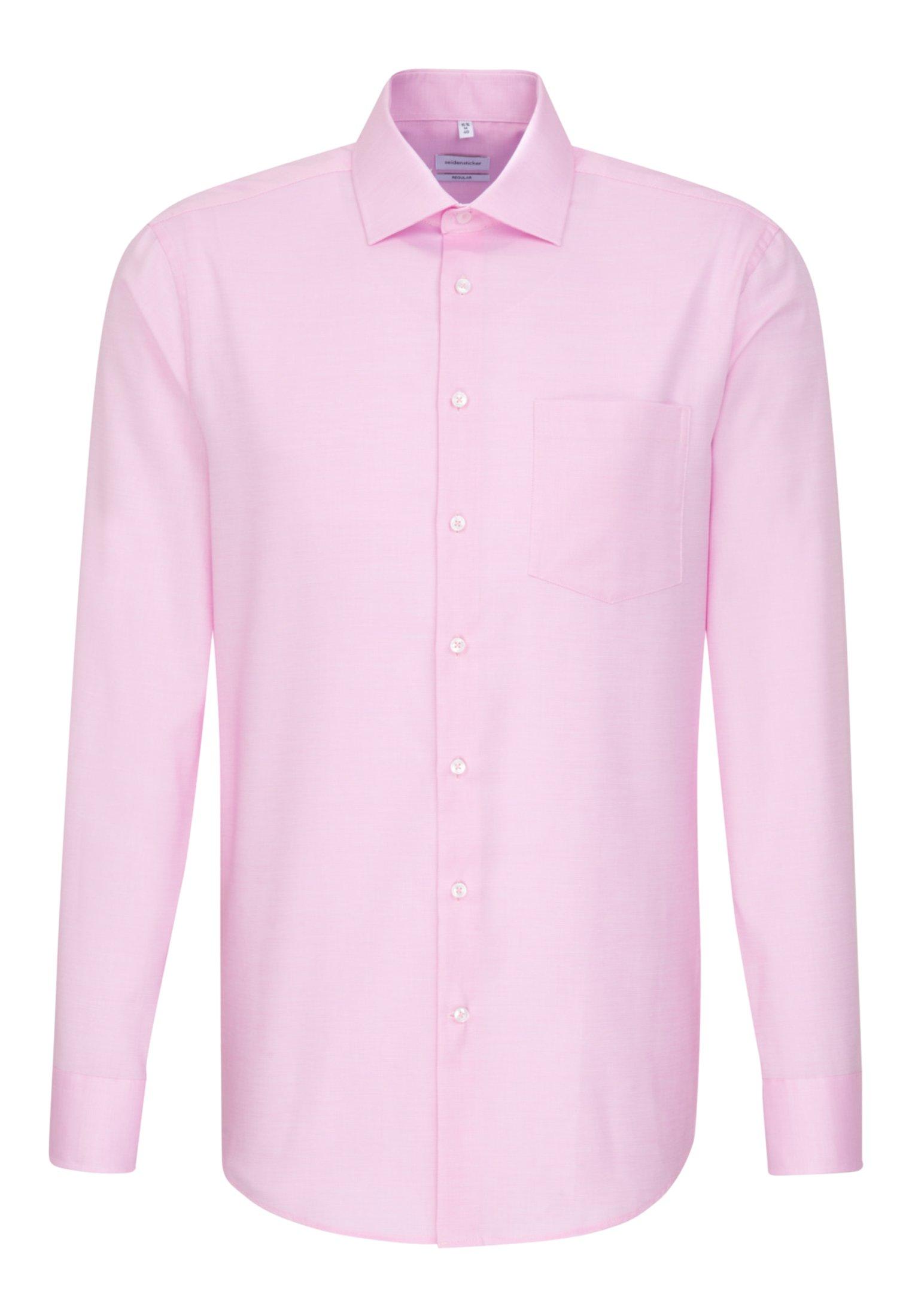 Seidensticker MODERN FIT - Koszula biznesowa - pink