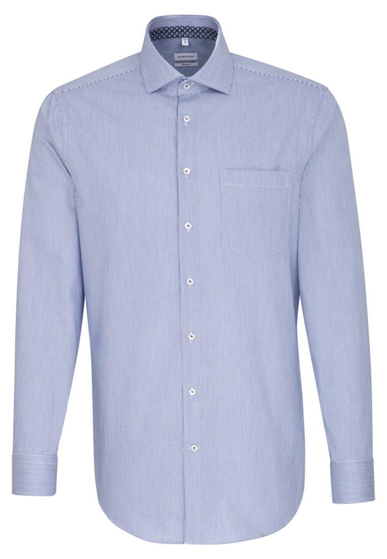 Seidensticker REGULAR FIT - Koszula biznesowa - blue