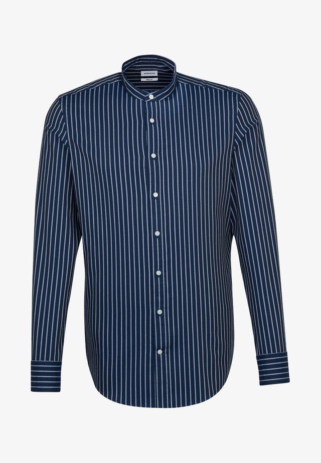 REGULAR FIT - Shirt - dark blue