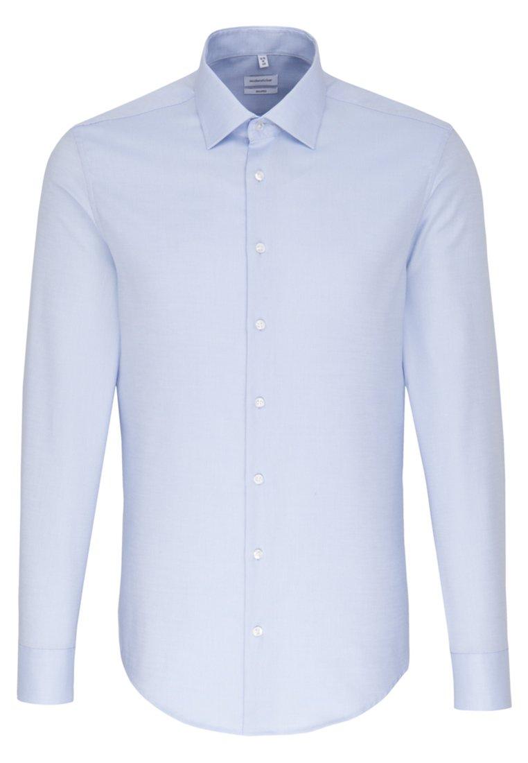Seidensticker SHAPED FIT - Koszula biznesowa - blue
