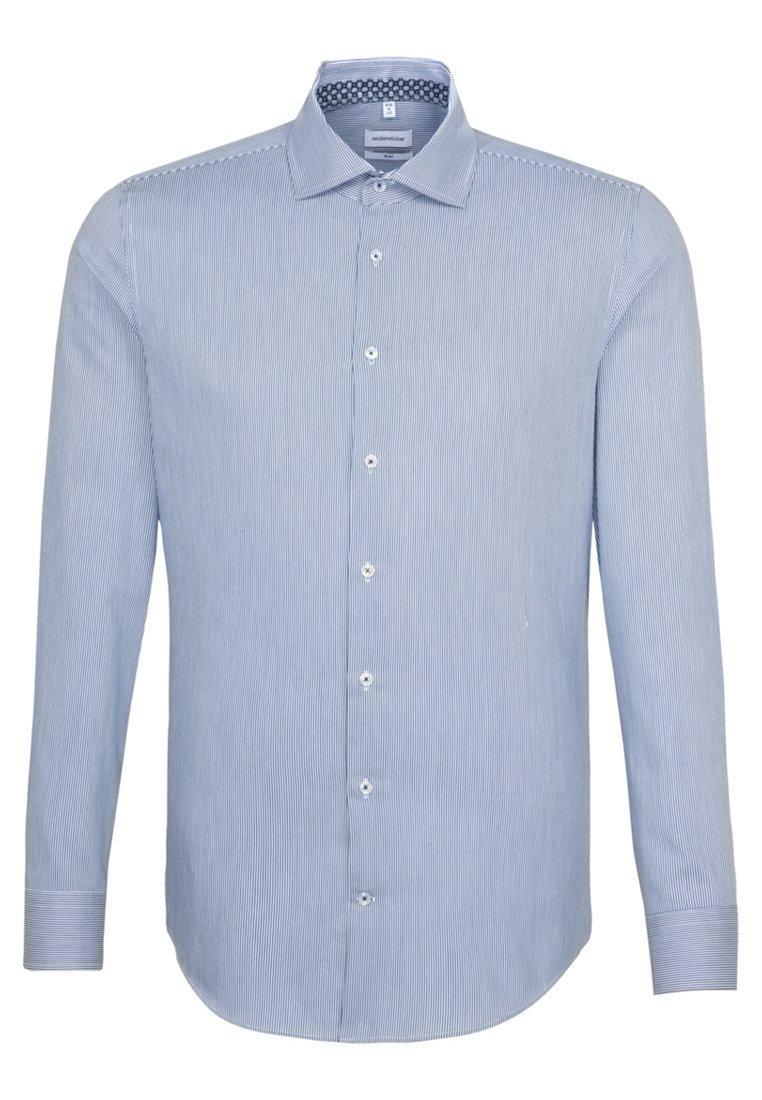Seidensticker SLIM - Koszula biznesowa - blue
