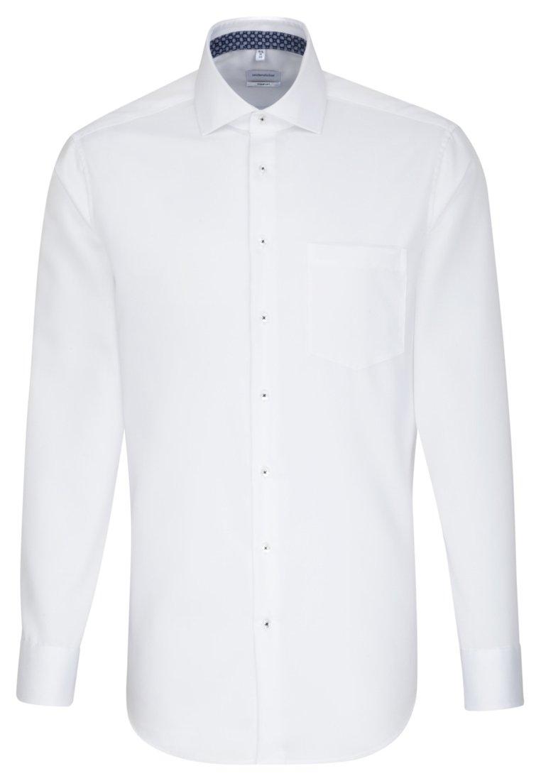 Seidensticker COMFORT FIT - Koszula biznesowa - white