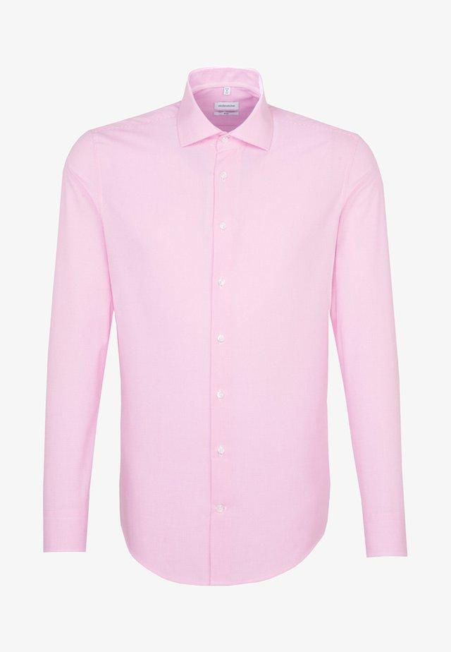 SLIM FIT - Hemd - pink