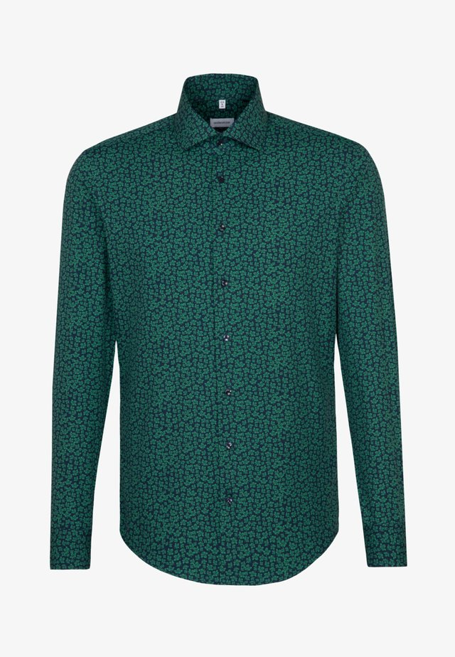 REGULAR FIT - Koszula - green