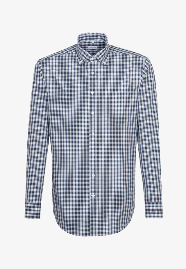 REGULAR FIT - Skjorter - blue