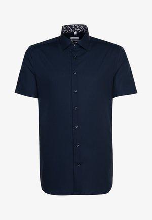 SHAPED FIT - Zakelijk overhemd - dark blue