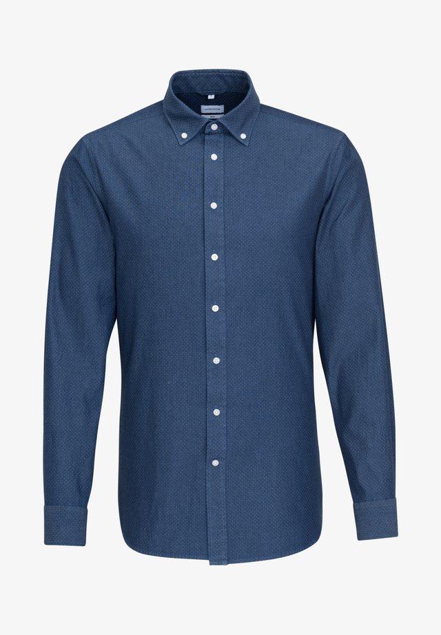 SLIM FIT - Hemd - blue