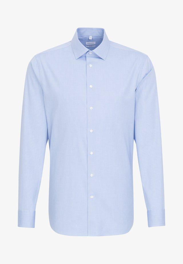 SLIM FIT - Skjorter - blue