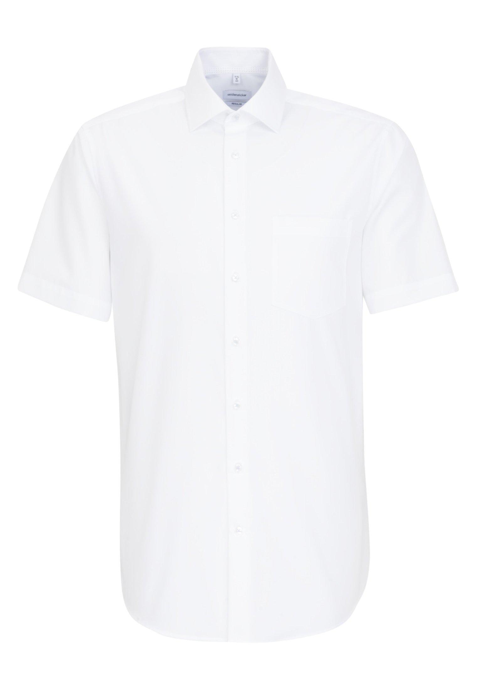 Seidensticker REGULAR - Koszula biznesowa - white