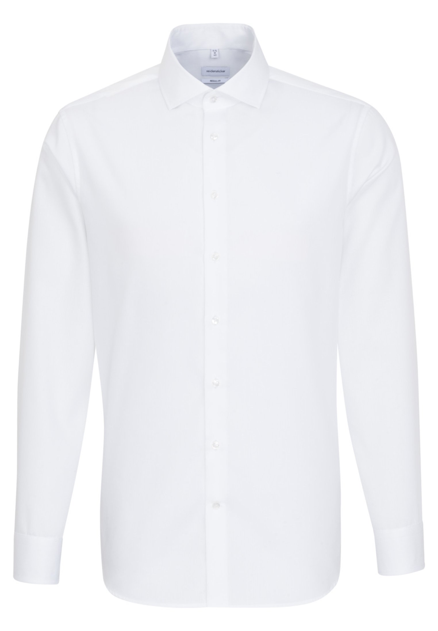 Seidensticker REGULAR FIT - Koszula - white