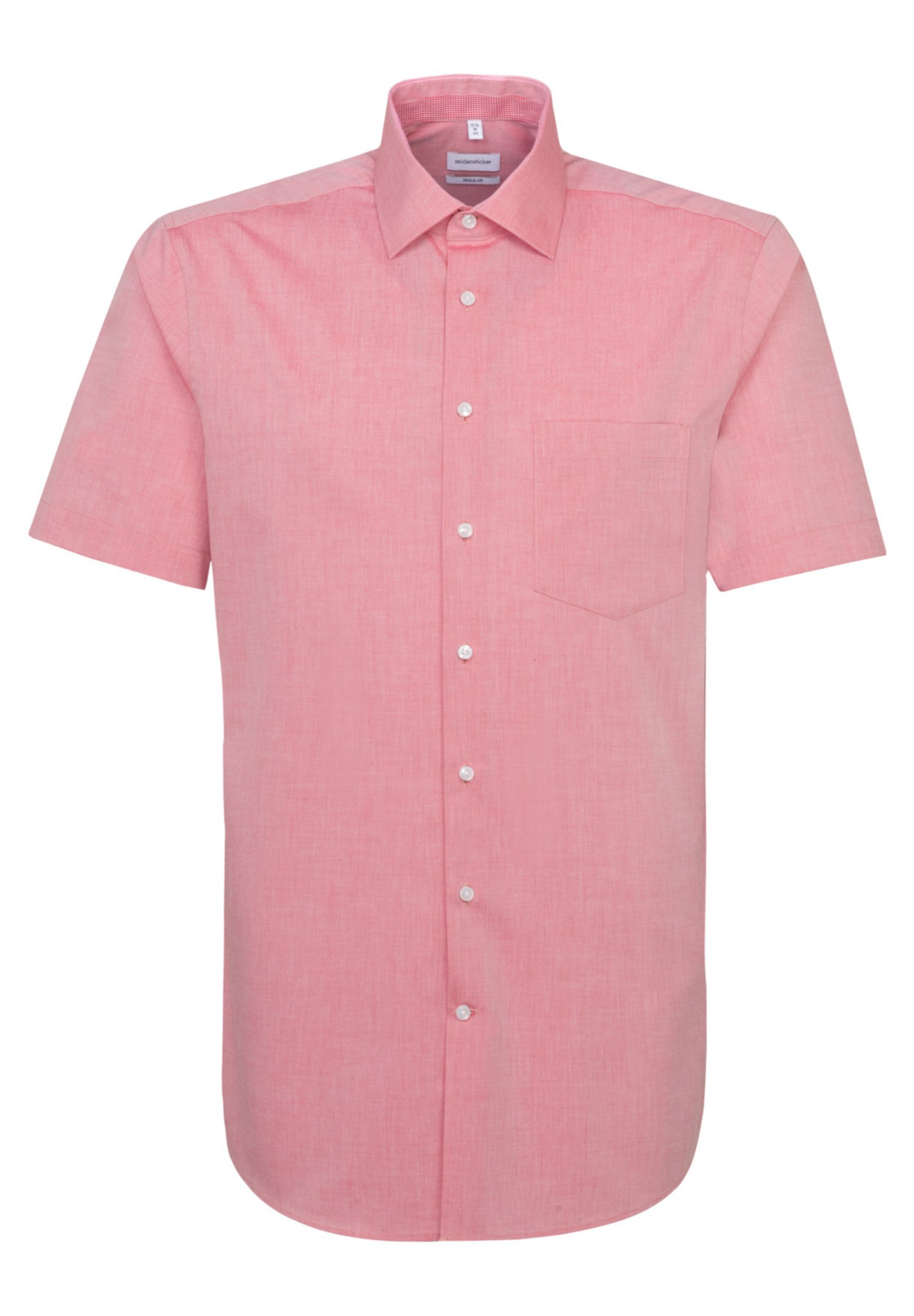 Seidensticker REGULAR - Koszula - red