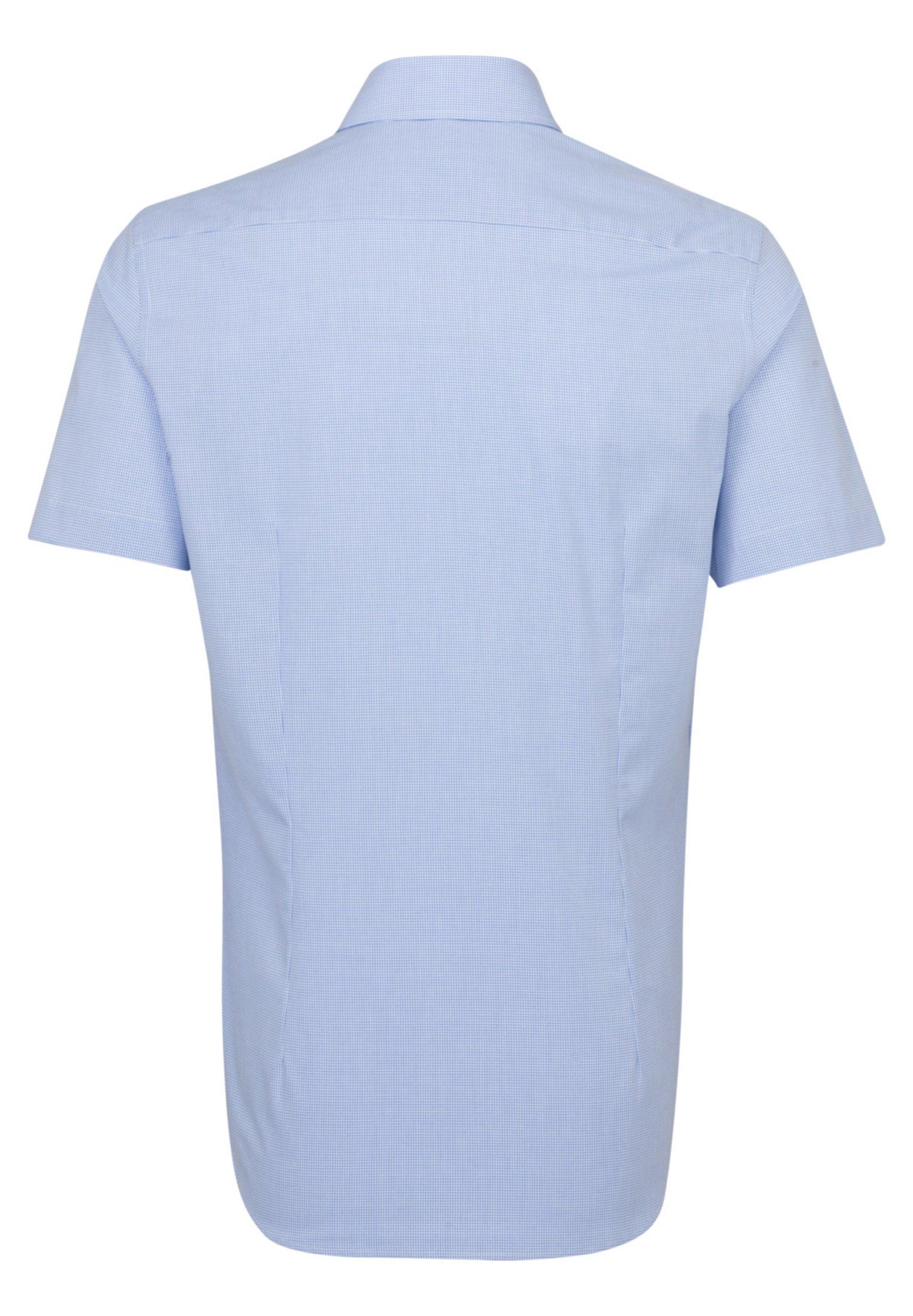 Seidensticker Slim Fit - Chemise Blue 8JTit8B