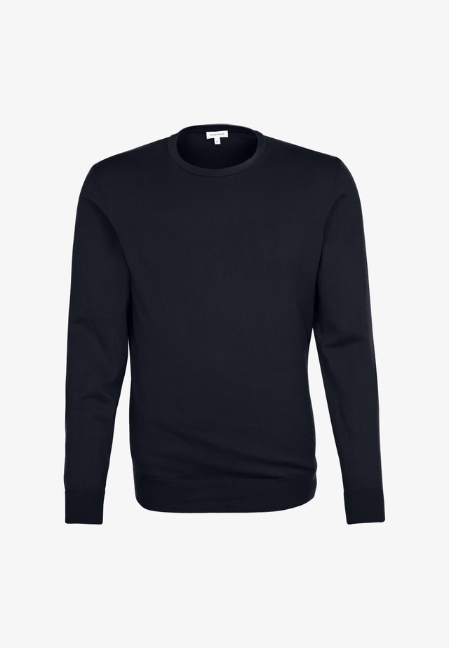 SCHWARZE ROSE - Sweter - dark blue