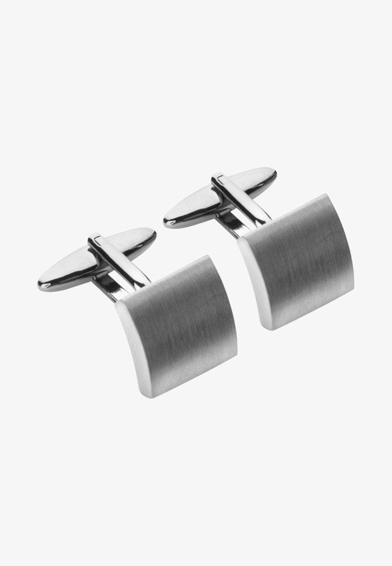 Seidensticker - Manchetknoop - silver-coloured
