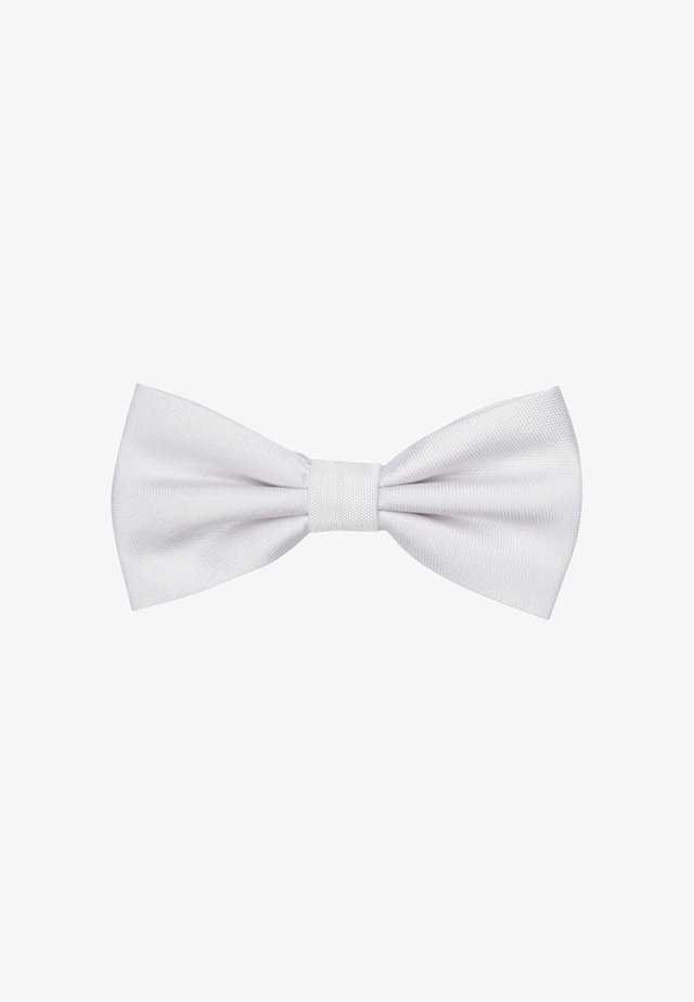 SCHWARZE ROSE - Bow tie - white