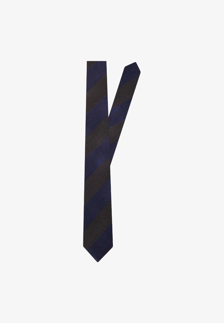 Seidensticker - Cravate - black