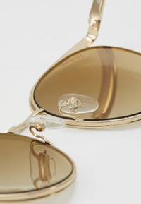 Salvatore Ferragamo - Sonnenbrille - ivory/gold-coloured - 4
