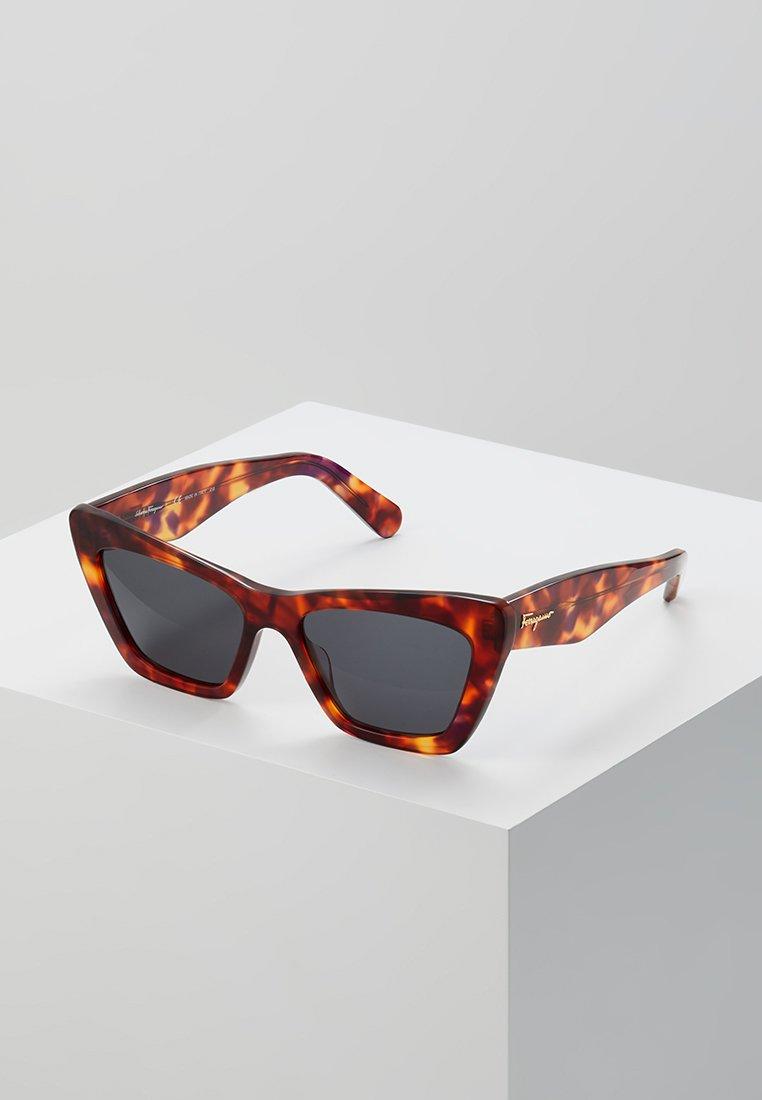 Salvatore Ferragamo - Sunglasses - brown