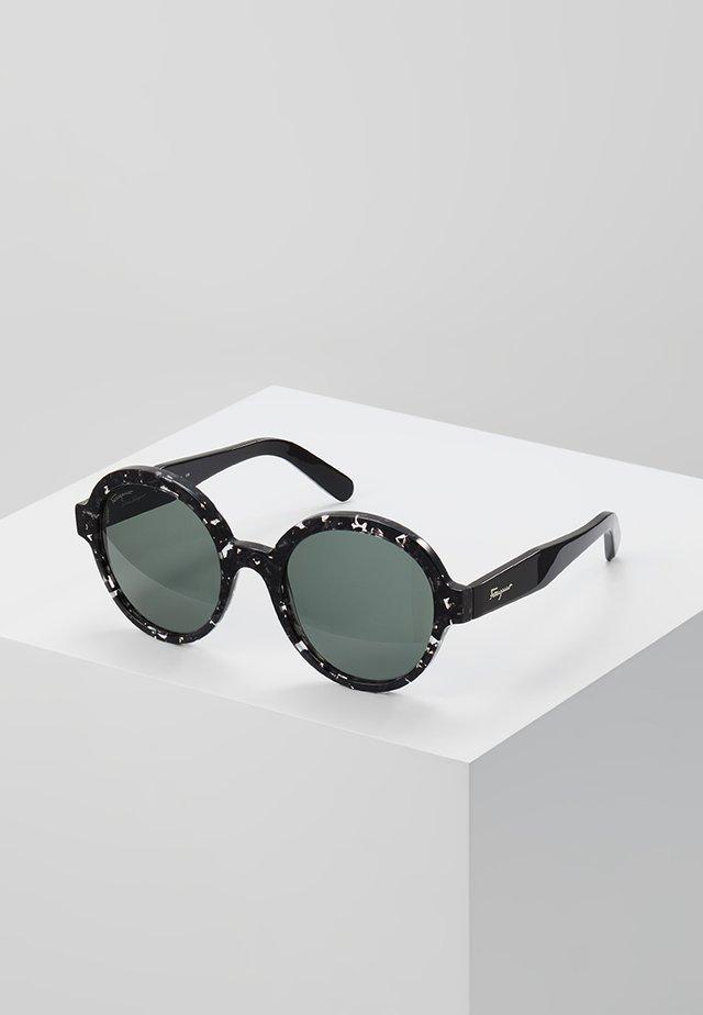 Solglasögon - black havana