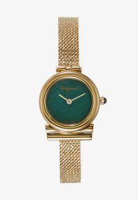 Salvatore Ferragamo - GANCINI HOLIDAY CAPSULE WOMEN BRACELET - Montre - gold-coloured - 1