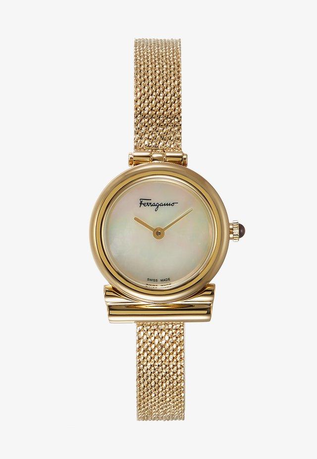 GANCINI WOMEN BRACELET - Zegarek - gold-coloured