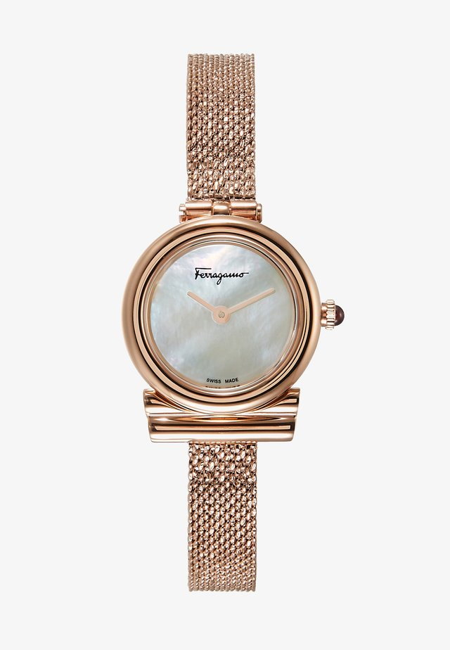 GANCINI WOMEN BRACELET - Uhr - rosegold-coloured