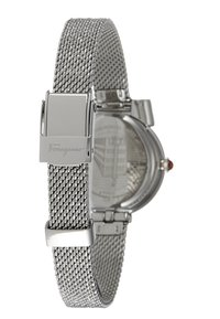 Salvatore Ferragamo - GANCINI WOMEN BRACELET - Uhr - silver-coloured - 2