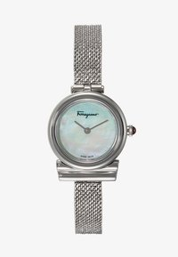 Salvatore Ferragamo - GANCINI WOMEN BRACELET - Uhr - silver-coloured - 1